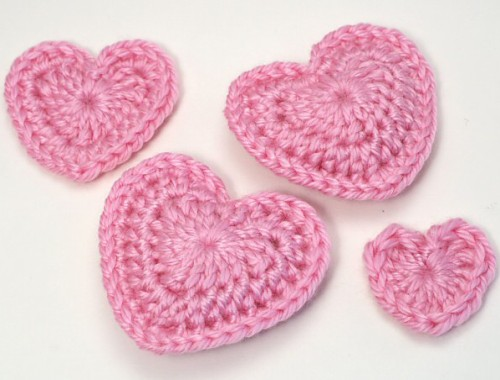 Love Hearts - Free Pattern