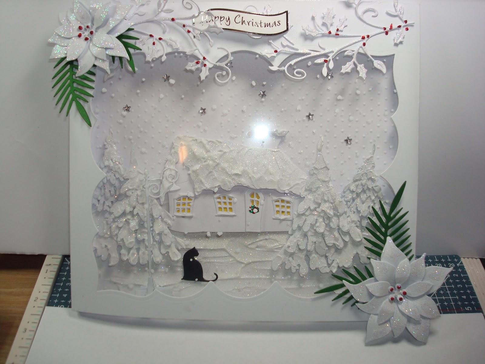 Handmade Christmas Card Designs Pinterest