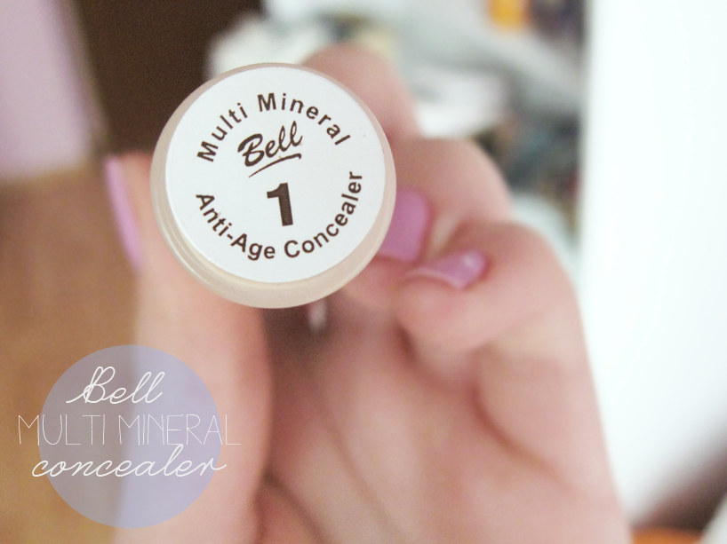 bell multi mineral anti-age concealer