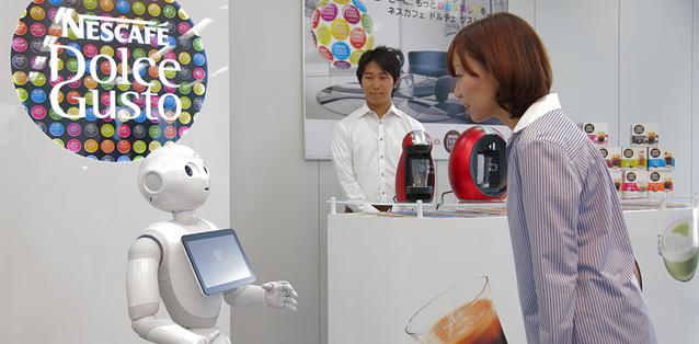 Pepper, Robot Humanoid Canggih Pembaca Emosi Manusia by Hazpedia