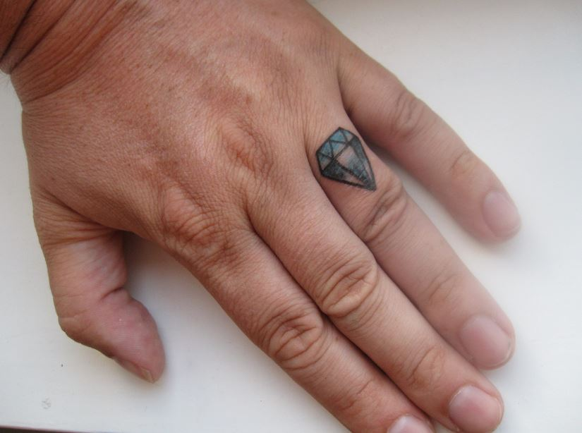 165 Best Finger Tattoo Symbols And Meanings 2019 Designs
