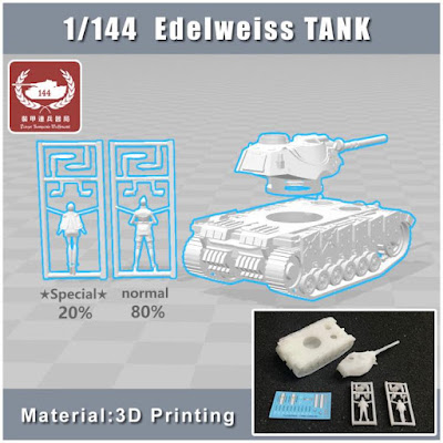 Edelweiss Medium Tank picture 4