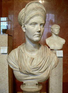 Salonina Matidia. sobrina de Trajano -  a. fl. 119 d.C (2)