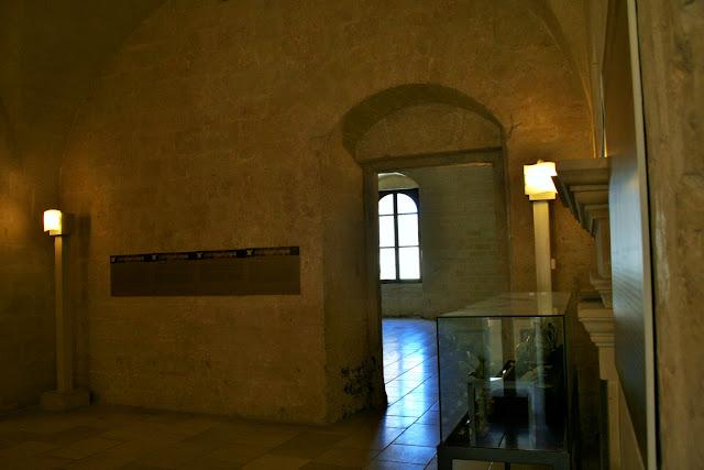 castello, stanza, monumento