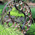Wrought Iron Garden Art
