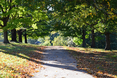 Hiking paths or walking trails at Maymont,  #RVA