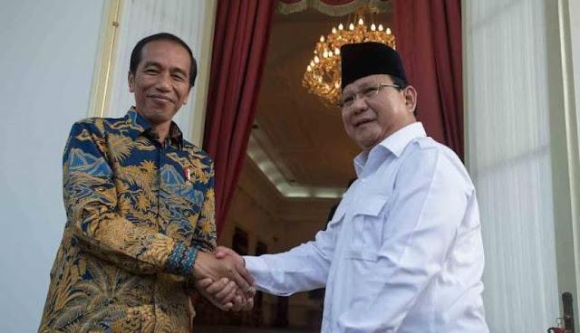 Prabowo Siap Adu Gagasan dengan Jokowi