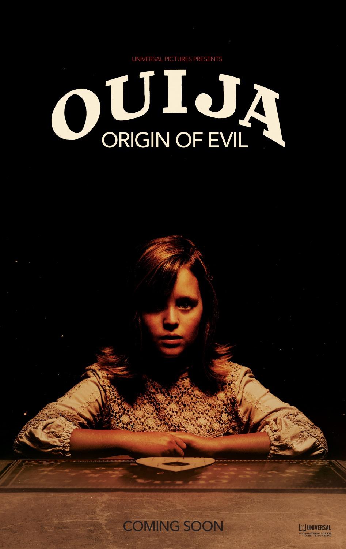Primer póster de 'Ouija: Origin of Evil', secuela de 'Ouija'