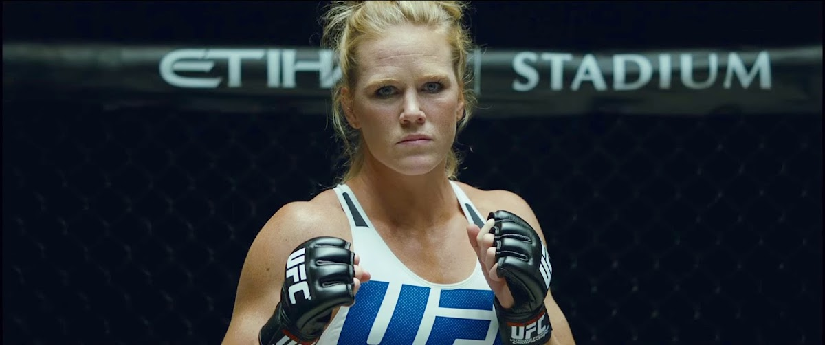 Director Neil Huxley Creates Knockout Promo for UFC 193 Ronda Rousey vs. Holly Holm - Revolution