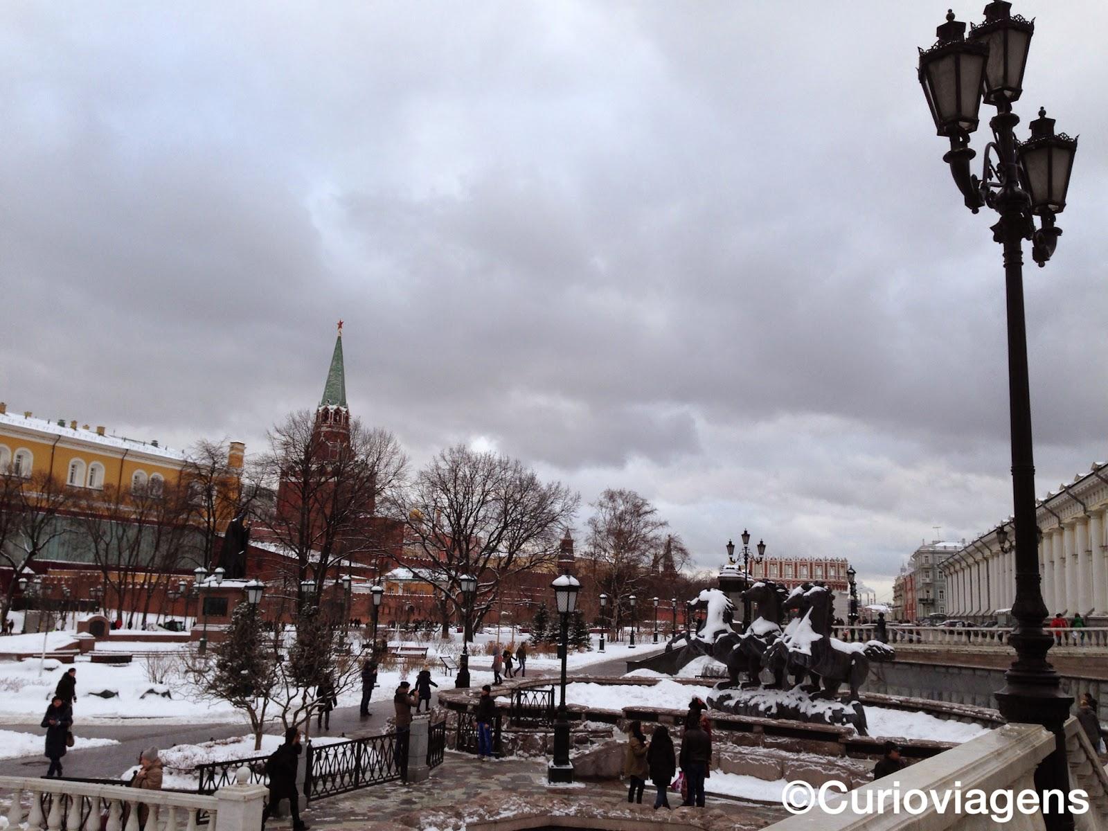 Guia de Moscou Russia