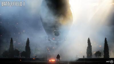 זה ציפור? זה מטוס? לא, זה בית מעופף: Easter Egg חדש התגלה במשחק Battlefield 1