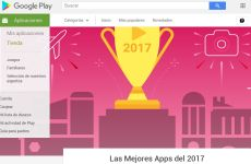Google Play publica el ranking de las mejores aplicaciones para Android del 2017