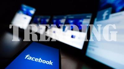 3 cara lihat Trending Facebook melaui Status, Berita dan Group