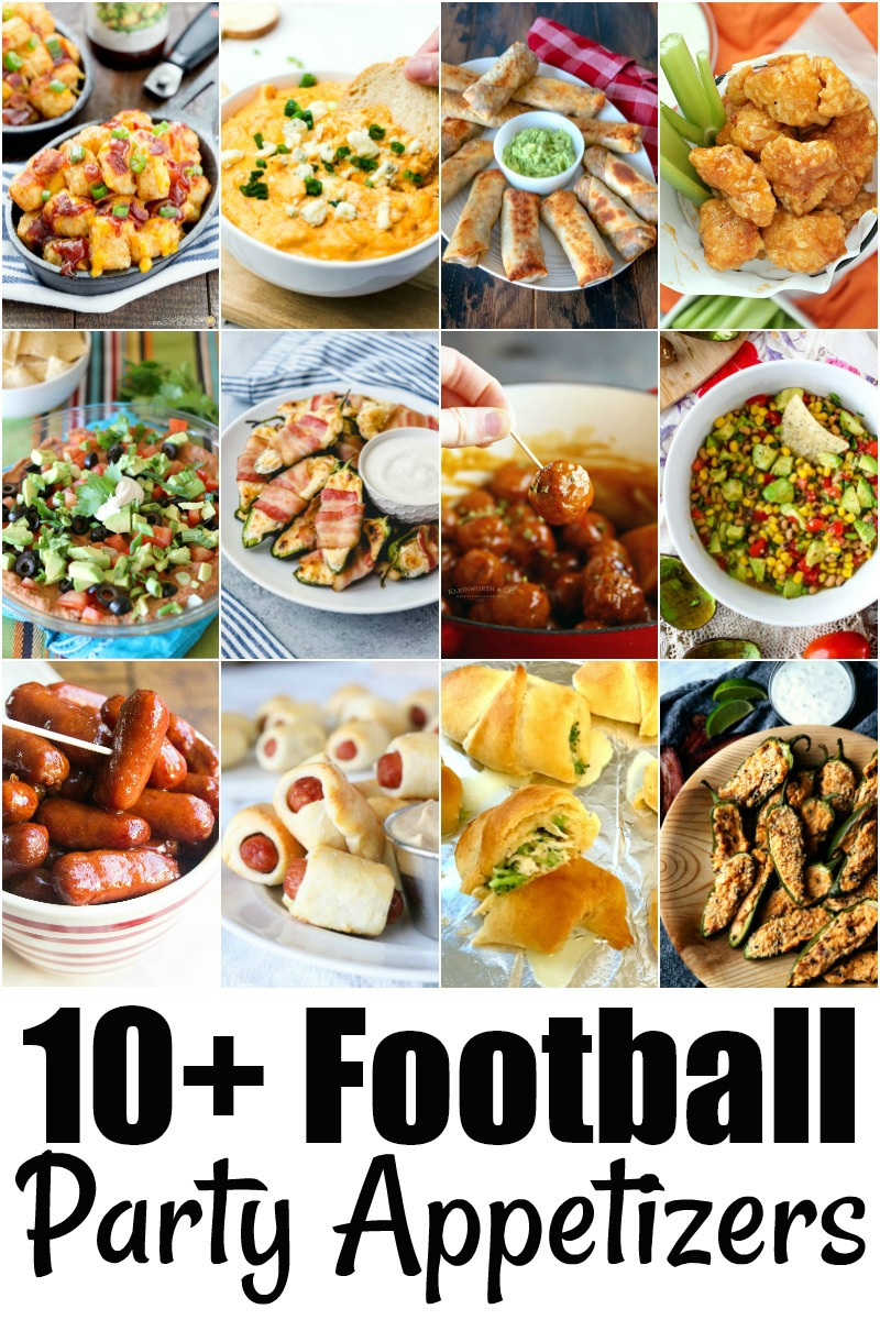 Check out the awesome recipes that are perfect for game day! #footballfood #gameday