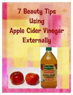 7-beauty-tips-using-apple-cider-vinegar-externally
