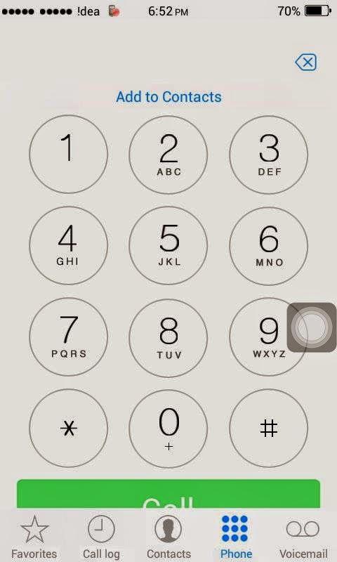 Install iOS 7 Custom Rom on Your Micromax A63 - TrickyAdmin