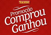 Promoção Comprou Ganhou Sazón