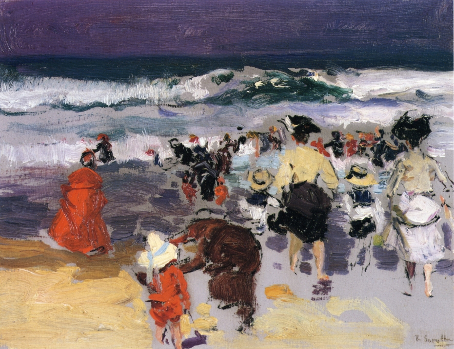 a discussion on realism and impressionism