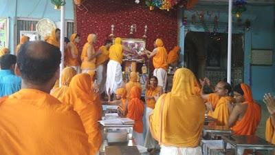 जैन समाज द्वारा हर्षोल्लास पूर्वक मनाया जा रहा है दशलक्षण महापर्व सभी जैन मंदिरों में हो रहे हैं विशेष पूजन, प्रवचन के कार्यक्रम