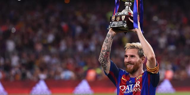 Video Cuplikan Gol Barcelona 5-0 Sevilla | Final Copa Del Rey