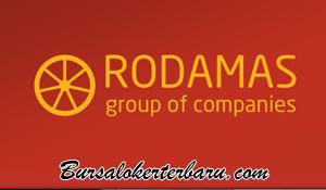 Lowongan Kerja Tangerang : PT Rodamas Nuansa Fortuna - Produksi/Quality Control