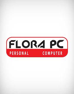flora pc vector logo, flora pc logo vector, flora pc logo, flora pc, flora pc logo ai, flora pc logo eps, flora pc logo png, flora pc logo svg