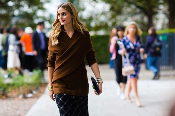 Olivia Palermo London Fashion Week Vogue Street Style