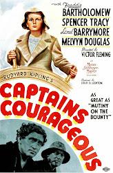 Capitanes intrépidos (1937) Descargar y ver Online Gratis