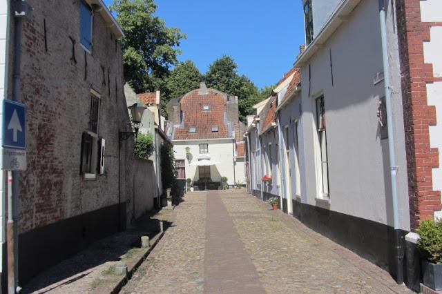 Elburg, keienstratje