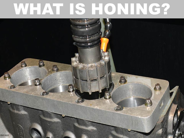 What is Honing, its Process Parameter, Types and its Advantages?
