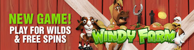 Casino - Windy Farm Slot Game