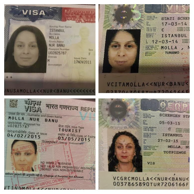 ABD vize başvuru formu