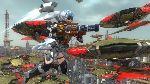 إستعراض للمزيد من الأعداء في لعبة Earth Defense Force 5 عبر حزمة صور