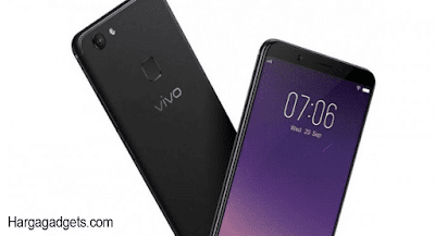 vivo v7 dan vivo 7 plus black