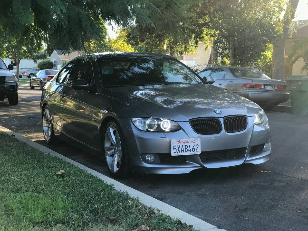 Daily Turismo Manual Gearbox Two Turbos 2007 Bmw 335i Coupe