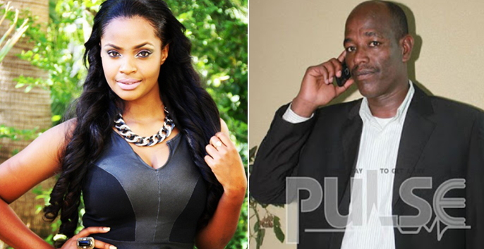 dillish mathews kenyan father