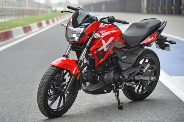 New 2018 Hero Xtreme 200R Bike