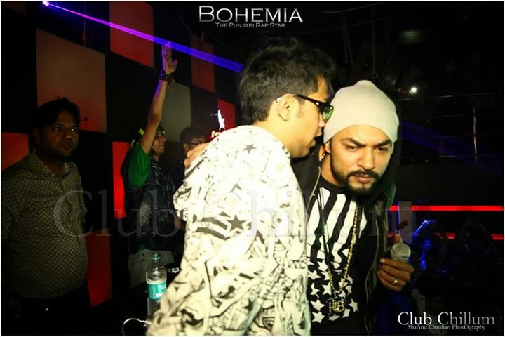 Bohemia The punjabi rapstar