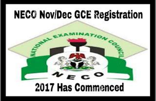 Image for NECO Logo