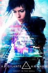 A Vigilante do Amanhã: Ghost in the Shell – Legendado – HD 720p