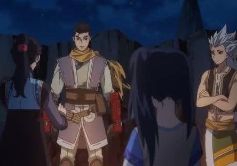 Ken En Ken: Aoki Kagayaki – Episódio 04