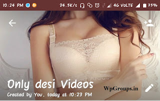 Only desi videos WhatsApp Group link