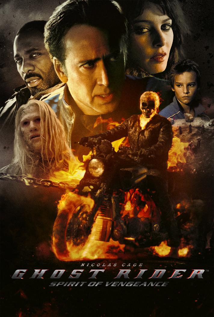Ghost Rider 2 Spirit of Vengeance โกสต์ ไรเดอร์ 2 อเวจีพิฆาต [HD][พากย์ไทย]