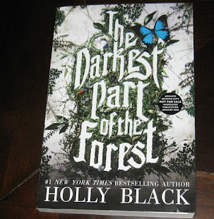 The Darkest Part of the Forest book review