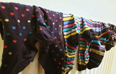socks, laundry