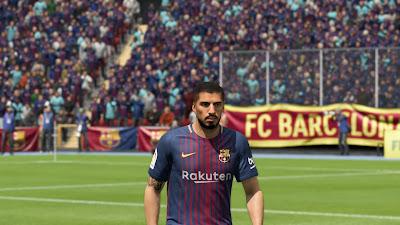 FIFA 18 Mega Patch v4 Season 2017/2018