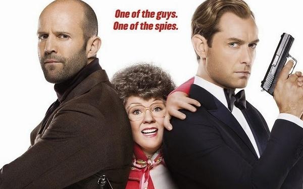 film komedi lucu spy