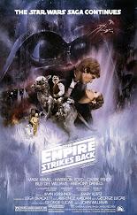 Pôster Star Wars Episódio V: O Império Contra-Ataca (1980)