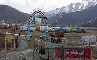 Iran reopens border crossing with Iraqi Kurdistan