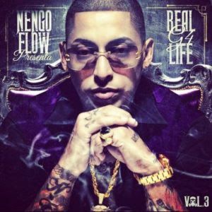 Ñengo Flow – Real G 4 Life (Vol. 3) (Cover y Tracklist)